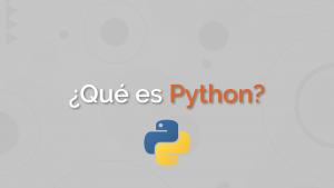 que_es_python