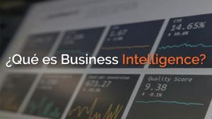 que es business intelligence